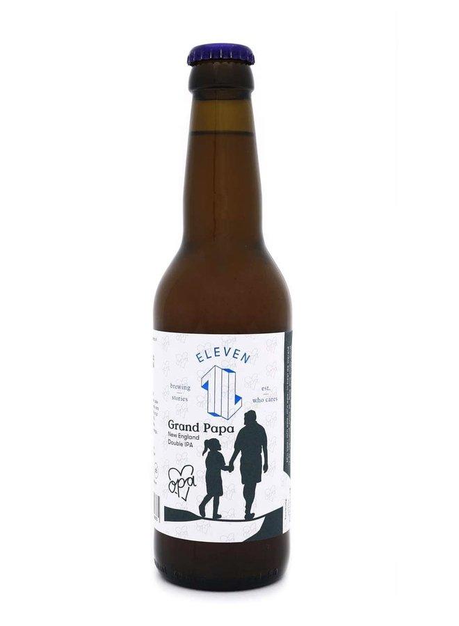 Eleven Brewery Grand Papa