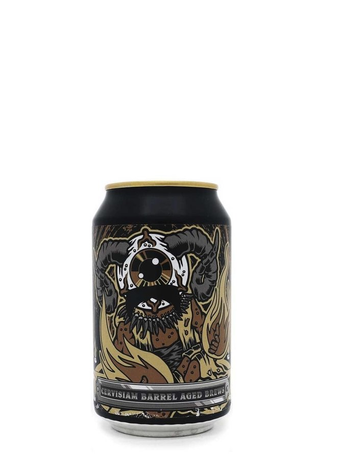 Cervisiam Tequila Barrel Aged Mexican Coffee Satanic Panic
