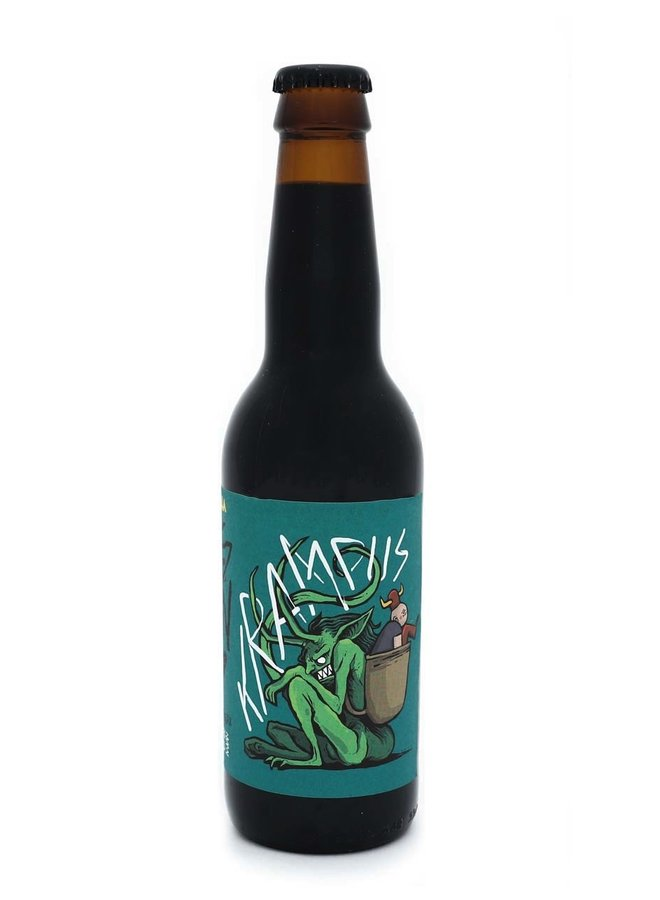 Walhalla Daemon #7 Krampus - Tobermory Barrel Aged