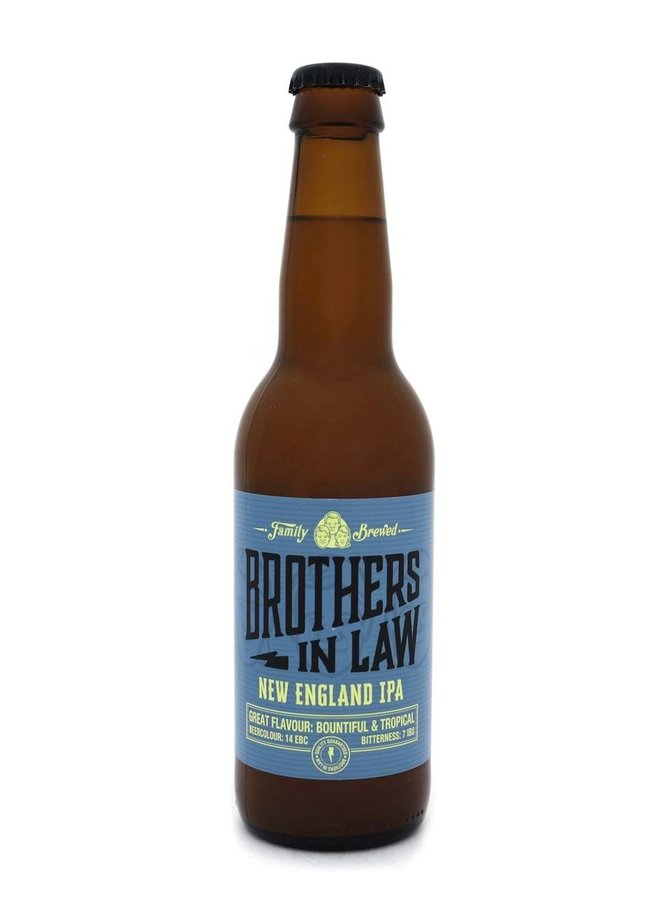 Brothers In Law New England IPA