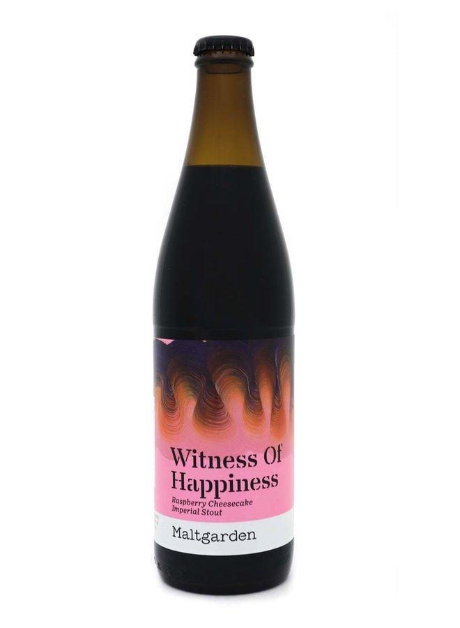 Maltgarden Witness of Happiness