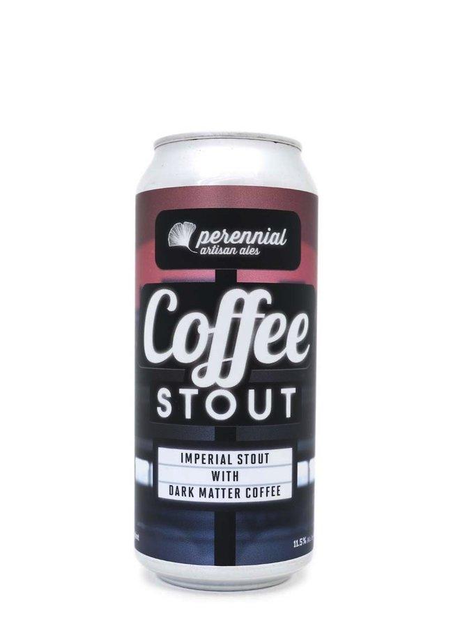 Perennial Artisan Ales Coffee Stout 2020 Dark Matter Coffee