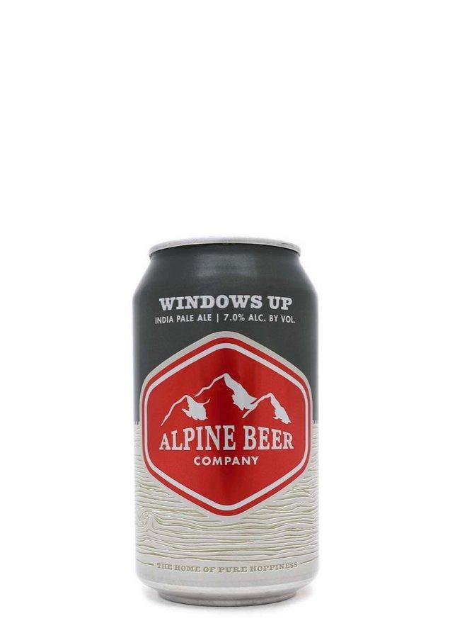 Alpine Windows Up