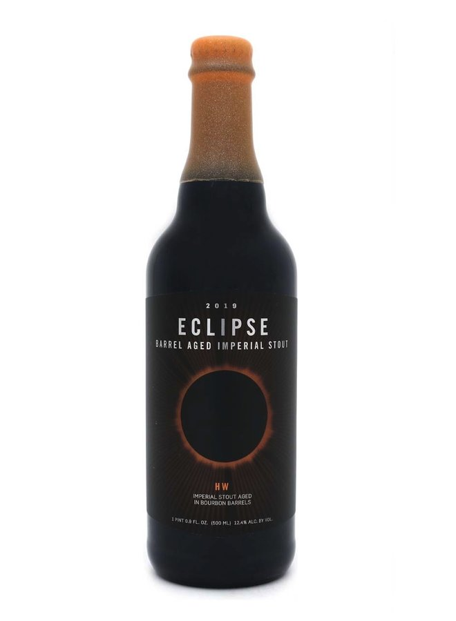 FiftyFifty Brewing Co. Eclipse - HW (High West) (2019)
