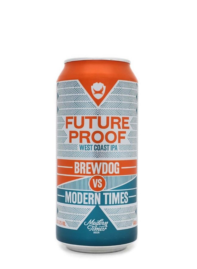 BrewDog x Modern Times - Future Proof