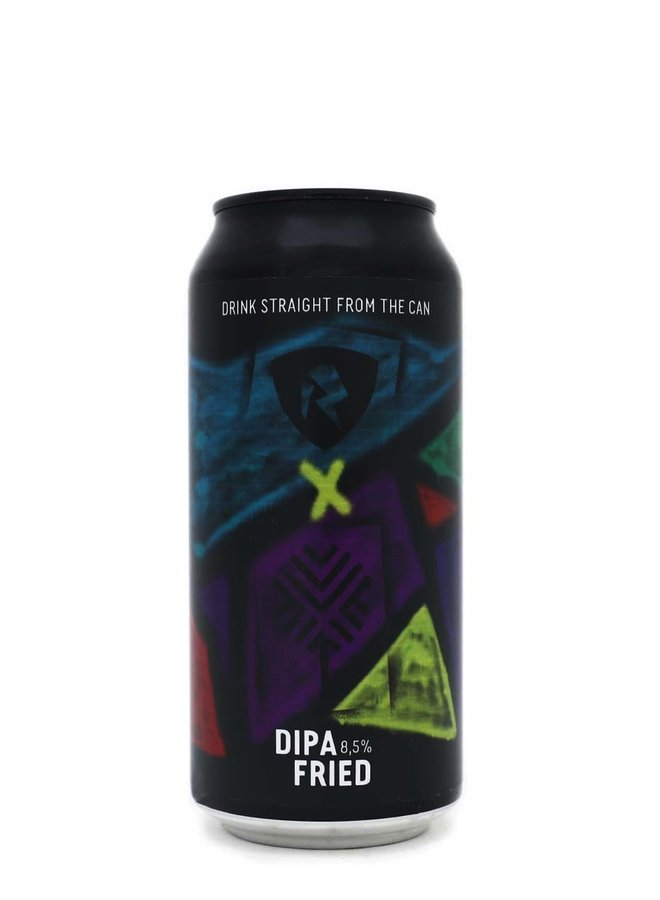 Rock City x Vibrant Forest DIPA FRIED