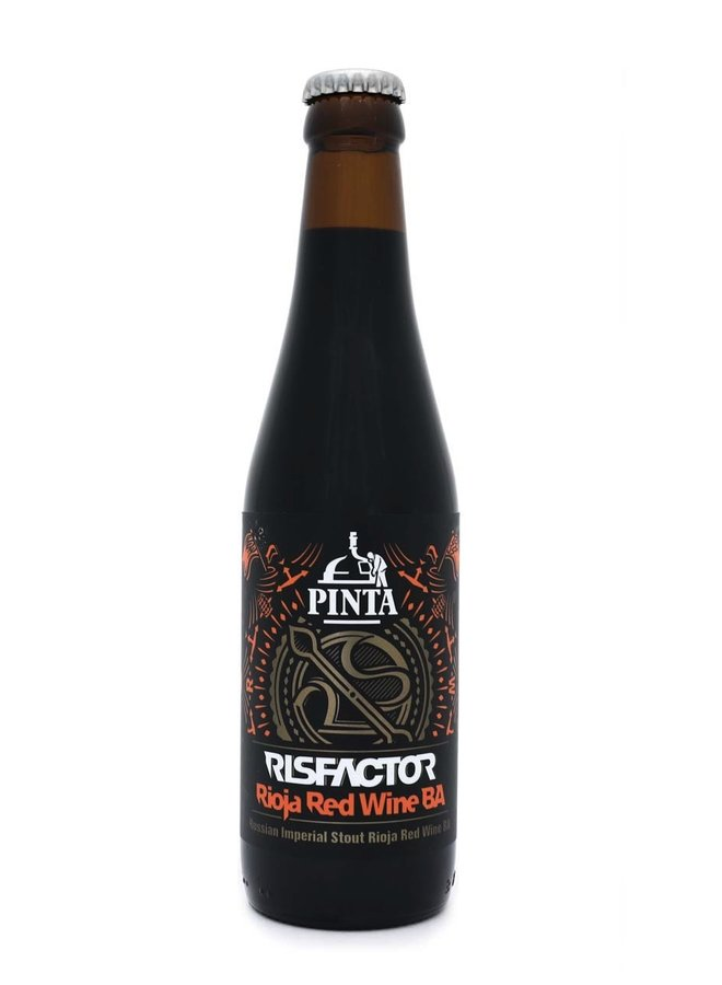 Browar Pinta Risfactor Rioja Red Wine BA