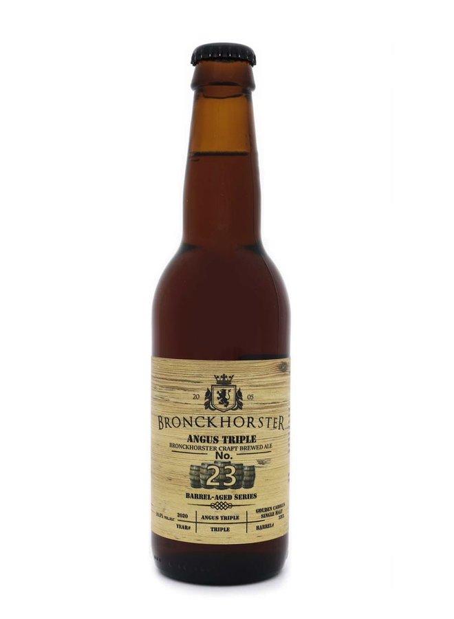 Bronckhorster Barrel Aged Series No.23 (Angus Triple Gouden Carolus Whisky Barrel Aged)