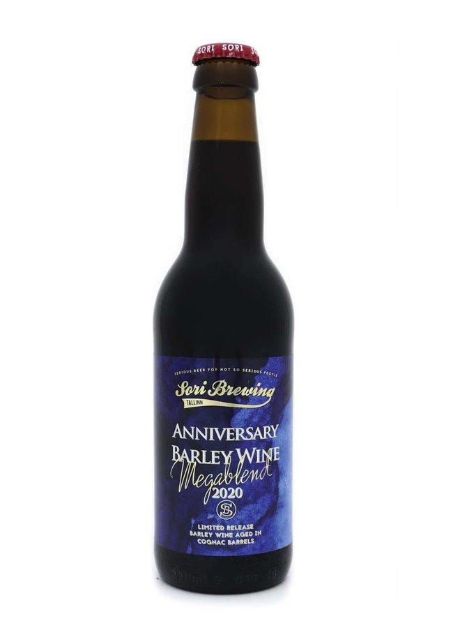 Sori Anniversary Barley Wine Megablend 2020
