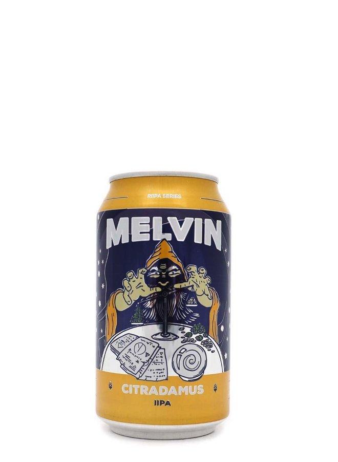 Melvin Citradamus