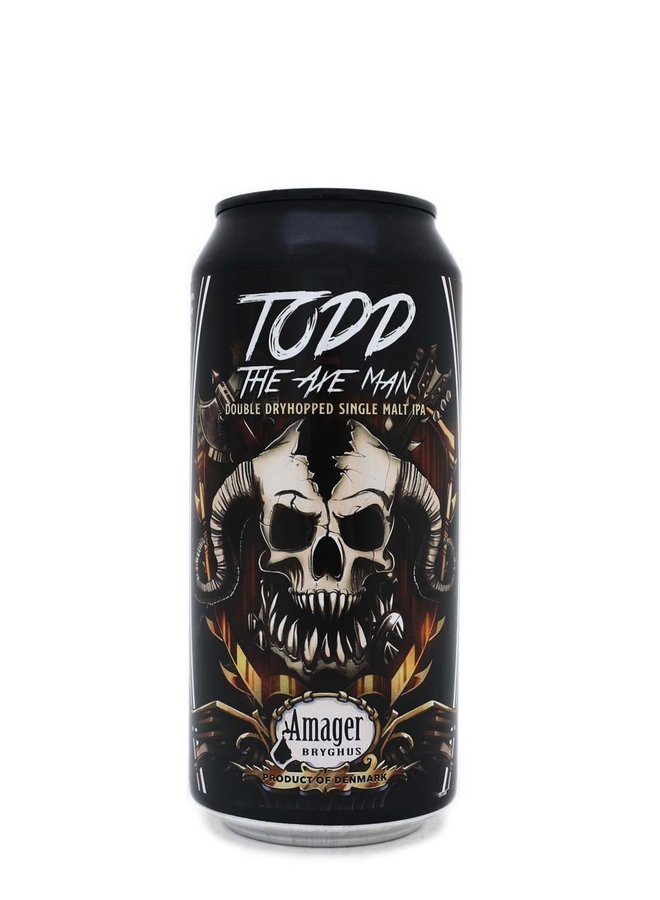 Amager x Surly Brewing Todd The Axe Man