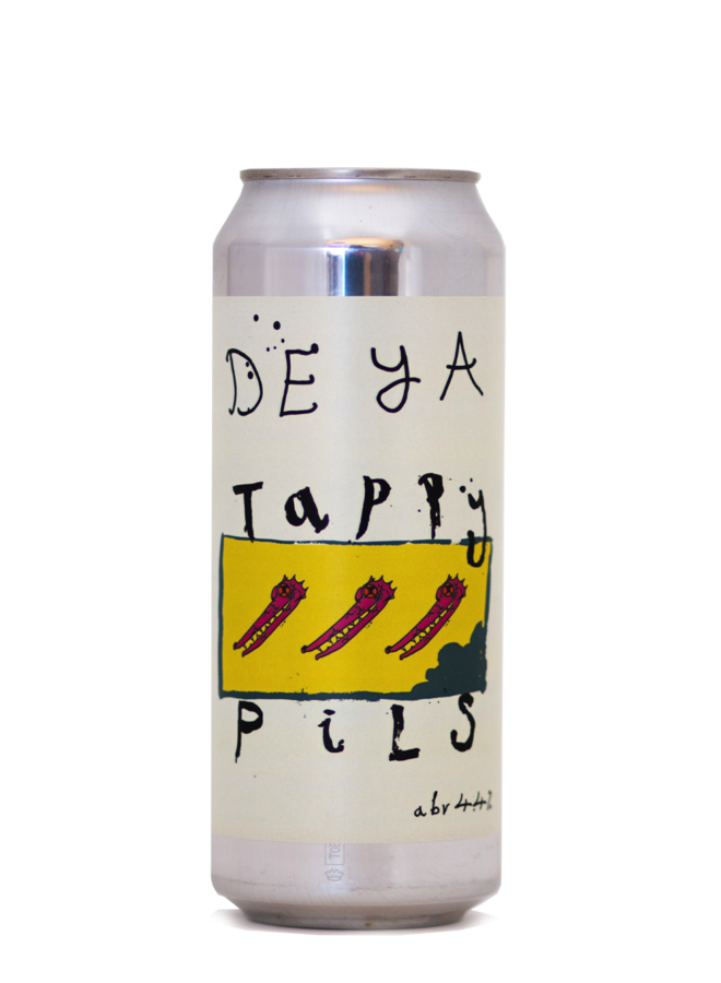 DEYA Brewing Tappy Pils