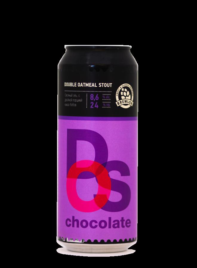 Brewlok DOS Chocolate Edition