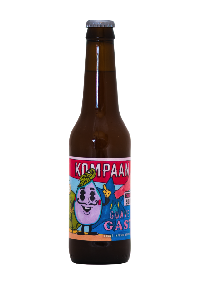 Kompaan Guave Gast (2020 Kettle Sour)