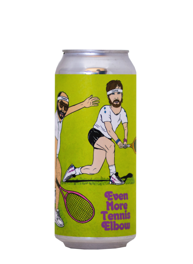 Hoof Hearted x Evil Twin Even More Tennis Elbow