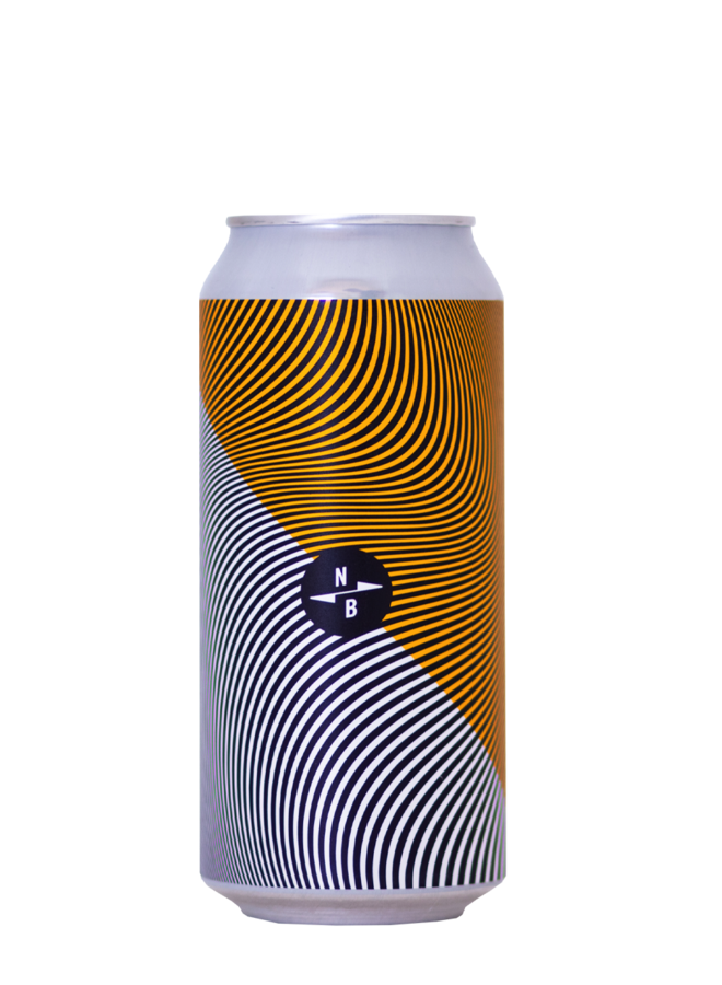 North Brewing Co. Triple Fruited Gose: Passion Fruit + Mango
