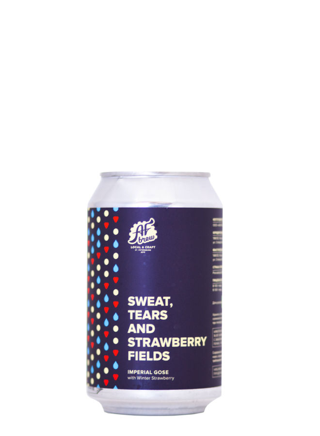 AF Brew Sweat, Tears And Strawberry Fields