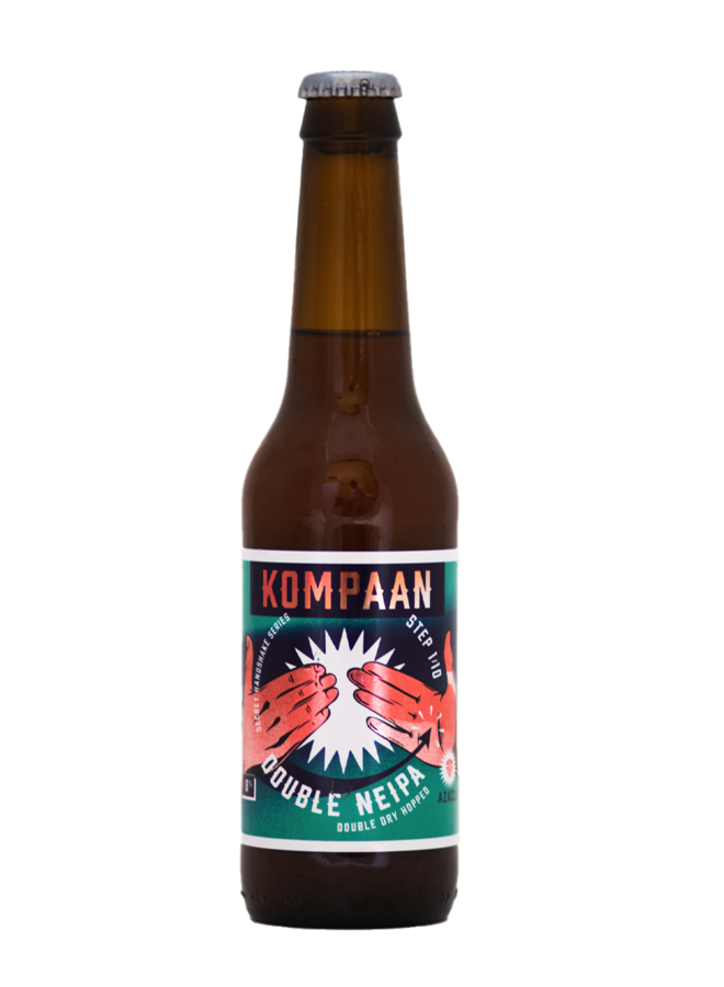 Kompaan Secret Handshake Series: Double Neipa