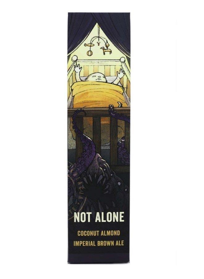 Brokreacja Not Alone