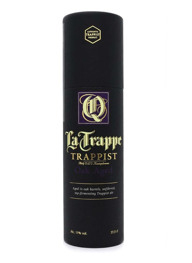La Trappe Quadrupel Oak Aged Batch #38