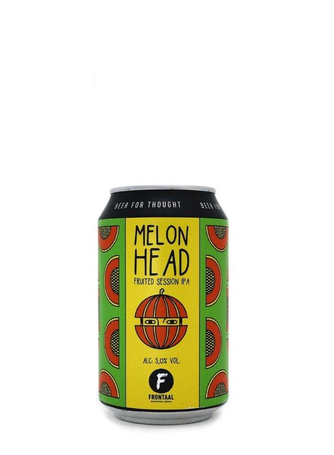 Frontaal Melon Head
