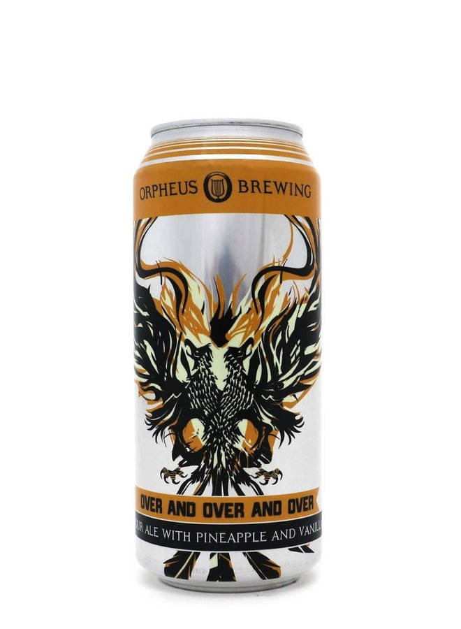 Orpheus Brewing Over And Over And Over