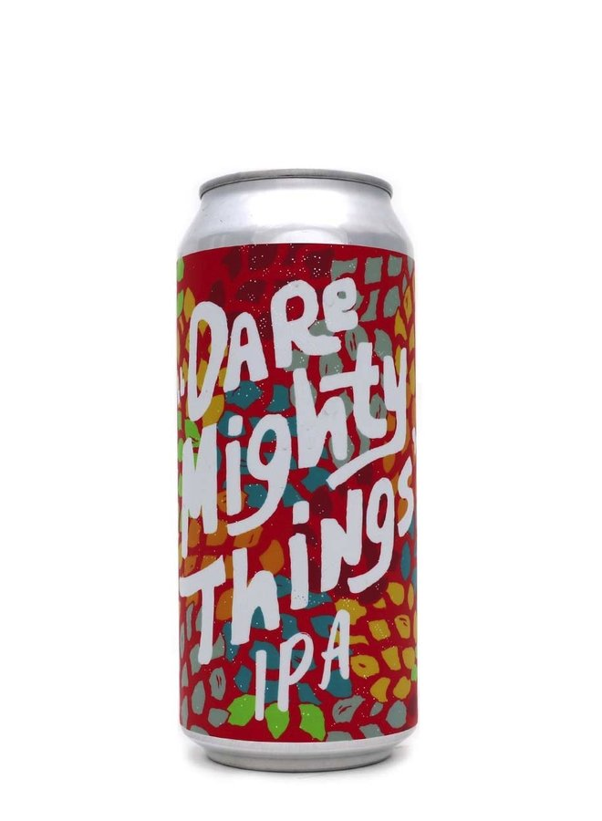 The Brewing Projekt Dare Mighty Things