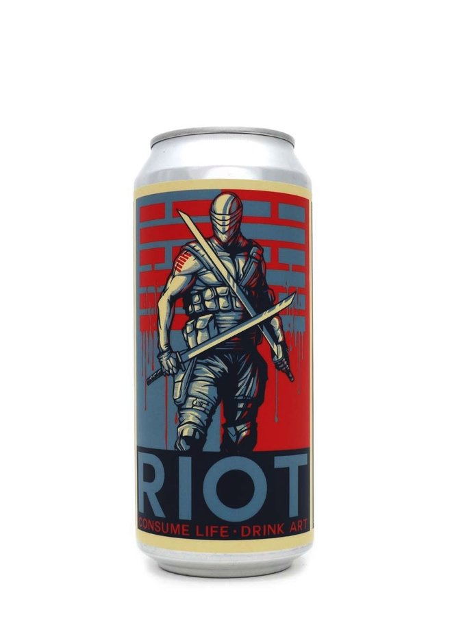 Adroit Theory RIOT (Ghost 878)