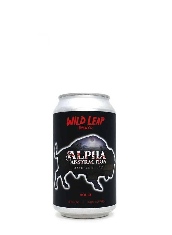 Wild Leap Alpha Abstraction Vol. 13