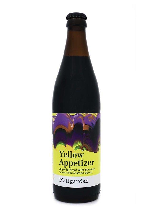 Maltgarden Yellow Appetizer
