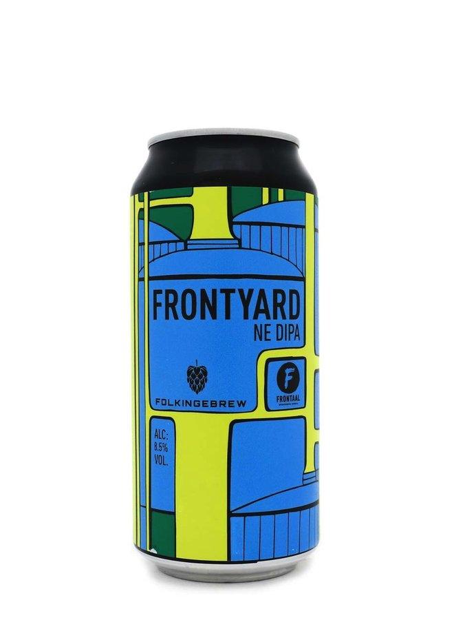 Frontaal x Folkingebrew Frontyard