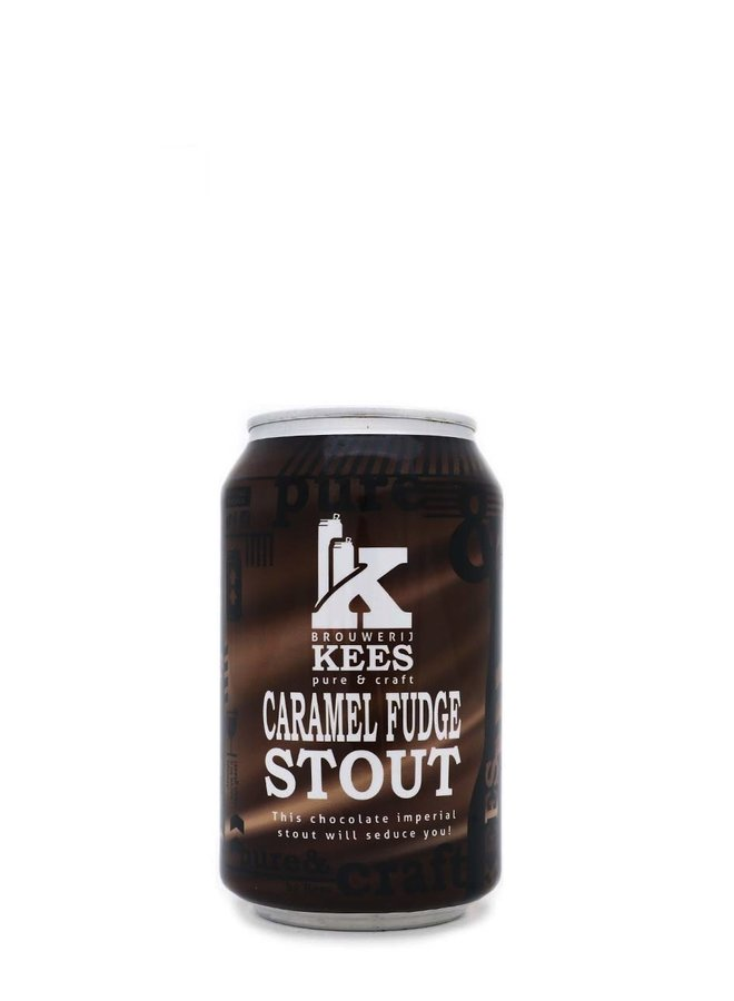 Kees! Caramel Fudge Stout