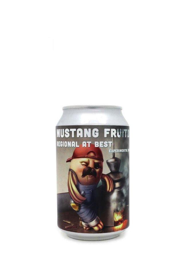 Lobik Mustang Fruitbowl - Regional At Best Series