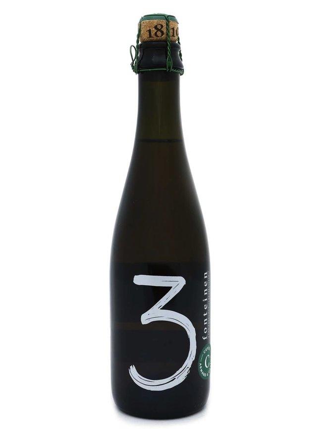 3 Fonteinen Oude Geuze Cuvée Armand & Gaston (season 18 19) Blend No. 39