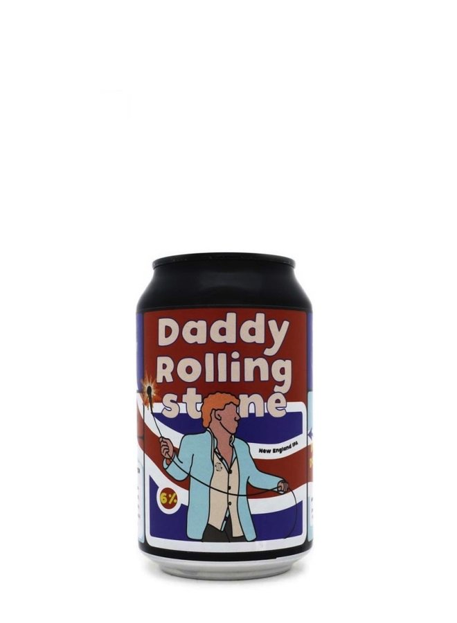 Eleven Daddy Rolling Stone