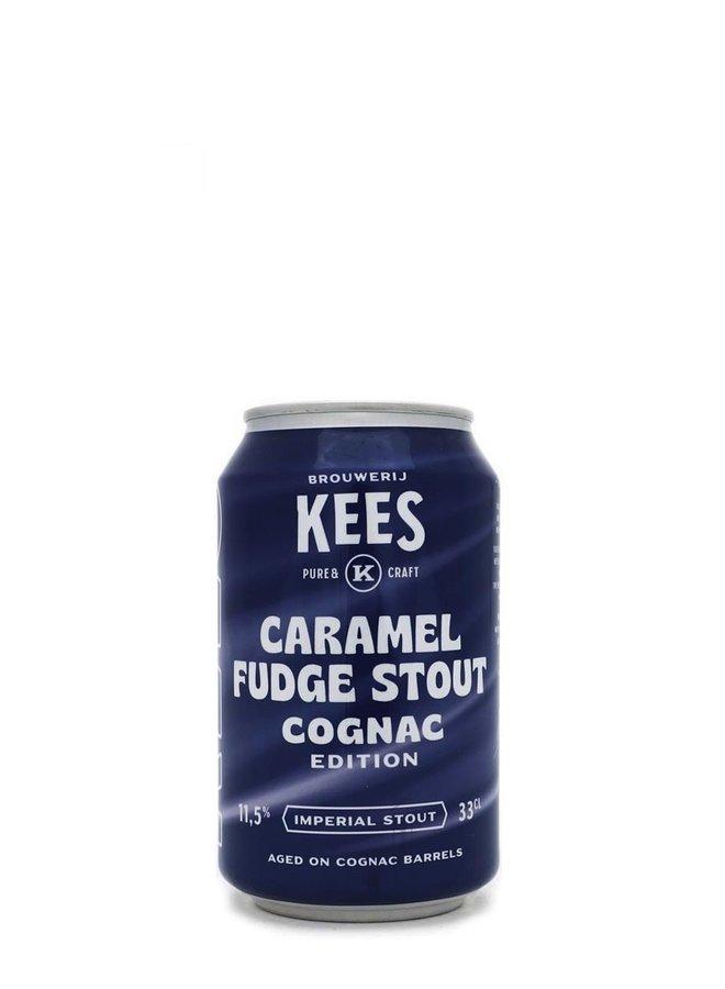 Kees! Caramel Fudge Stout BA Cognac Edition 2020