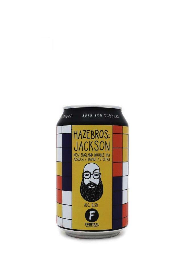 Frontaal HAZEBROS: JACKSON