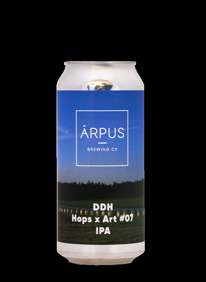 Arpus DDH Hops x Art #07 IPA