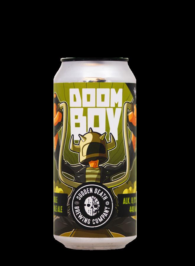 Sudden Death Doom Boy