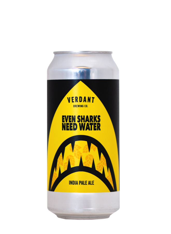Verdant Even Sharks Need Water