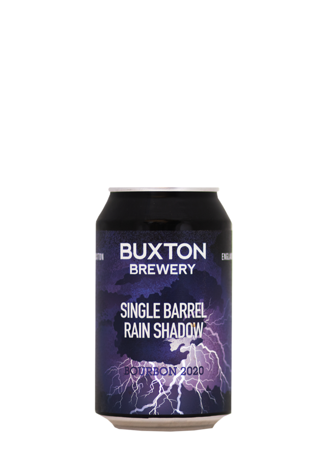 Buxton Single Barrel Rain Shadow Bourbon 2020