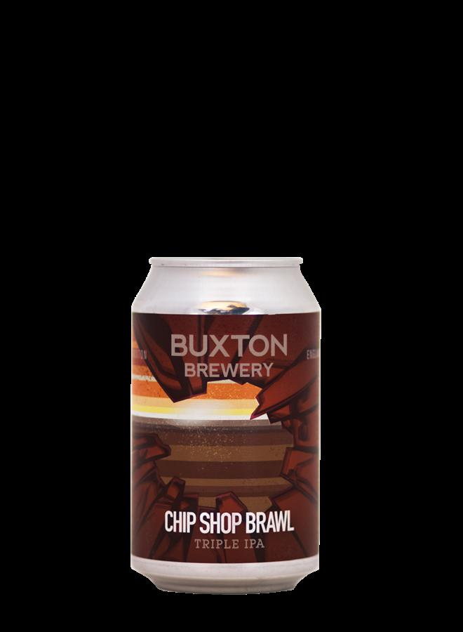 Buxton Chip Shop Brawl