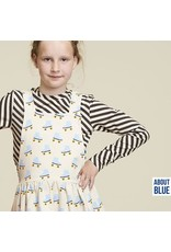 About Blue Fabrics French Terry - Life On Wheels