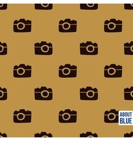 About Blue Fabrics French Terry - Snapchot