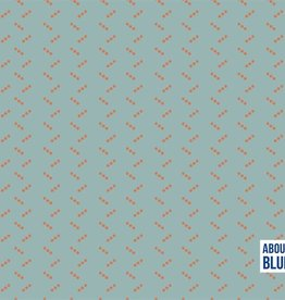 About Blue Fabrics French Terry - Tridots