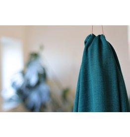 Mind The Maker Viscose Trim Knit - Tropic Green