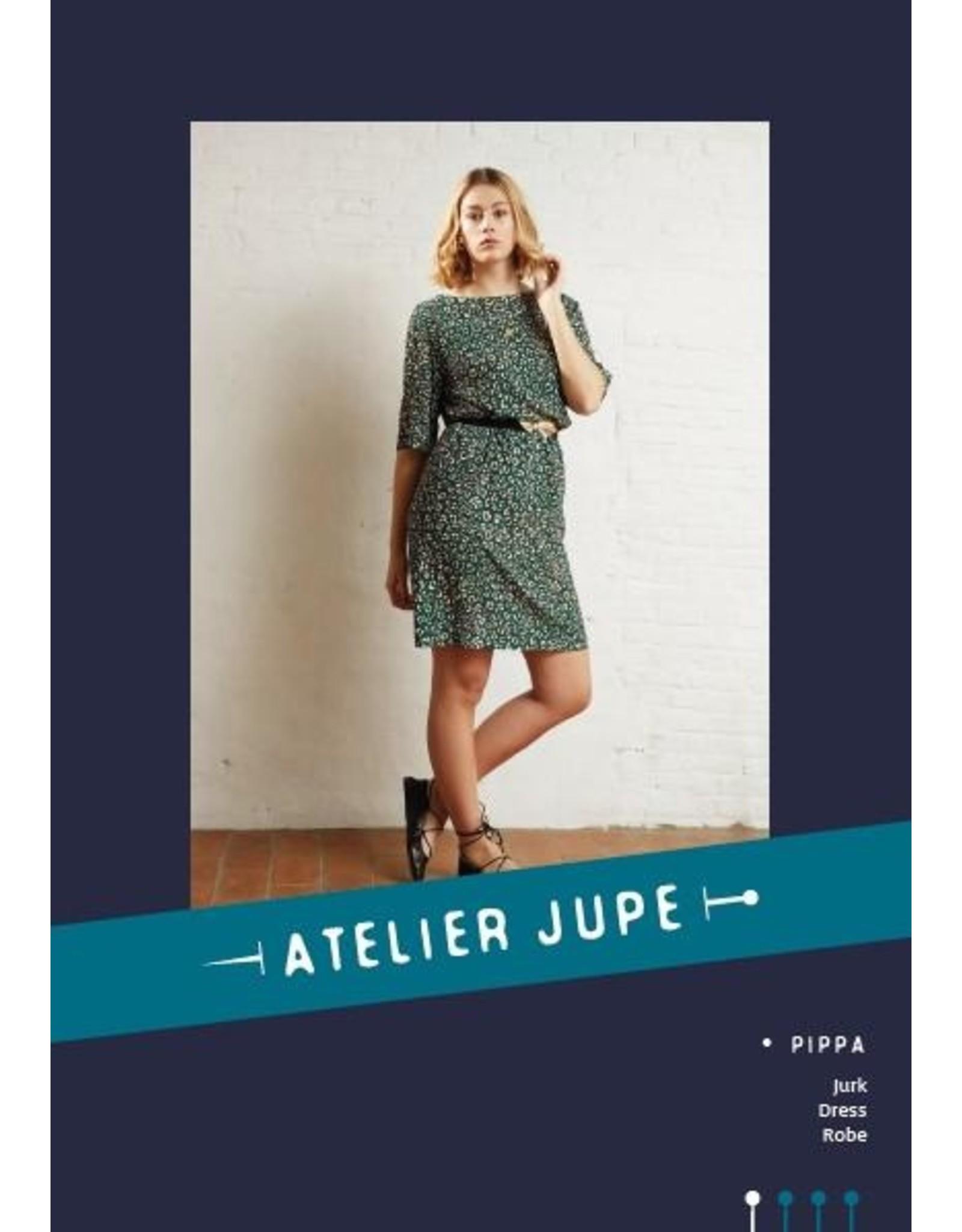 Atelier Jupe Pippa dress - paper pattern