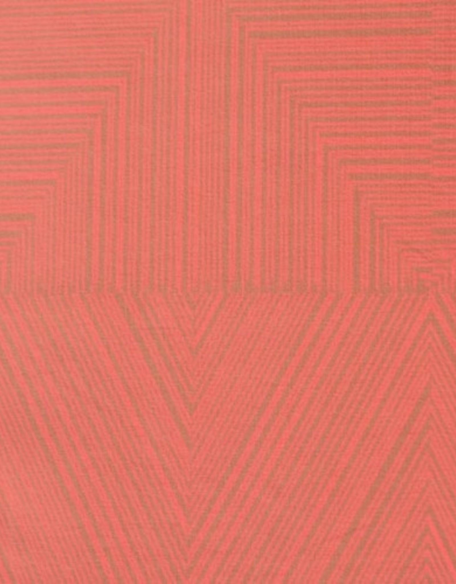Lotte Martens Corax rood/oranje
