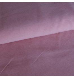 Stik-Stof Oud roze (met beetje elasticiteit)