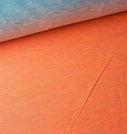 Stik-Stof Neon oranje